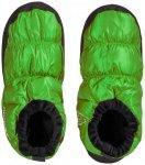 Nordisk - Mos Down Shoes - Hüttenschuhe Gr L grün/schwarz/oliv