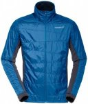 Norrøna - Falketind Alpha60 Jacket - Kunstfaserjacke Gr M blau