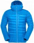 Norrøna - Falketind Down750 Hood Jacket - Daunenjacke Gr XL blau