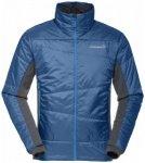Norrøna - Falketind Primaloft60 Jacket - Kunstfaserjacke Gr M blau
