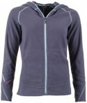 Norrøna - Women's /29 Warm1 Zip Hood - Freizeitjacke Gr L grau/blau/schwarz
