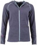Norrøna - Women's /29 Warm1 Zip Hood - Freizeitjacke Gr L;M;S;XS grau/blau/schw
