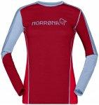 Norrøna - Women's Equaliser Merino Round Neck - Merinounterwäsche Gr L;S;XL;XS