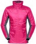 Norrøna - Women's Falketind Primaloft60 Jacket Gr L;M;S;XS rosa/lila;schwarz;bl