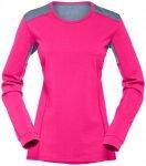 Norrøna - Women's Falketind Super Wool Shirt - Longsleeve Gr L;S;XS schwarz;bla