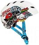 O'Neal - Dirt Lid Youth Helmet Junkie - Radhelm Gr M weiß/grau