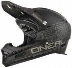 O'Neal - Fury Fidlock DH Evo - Radhelm Gr XL schwarz/grau