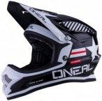 O'Neal - Fury Fidlock Rl Dh Evo - Radhelm Gr XL - 61/62 cm schwarz/grau