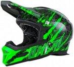 O'Neal - Fury RL Helmet - Radhelm Gr L - 59/60 cm;XL - 61/62 cm schwarz/grün/ol