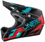 O'Neal - Sonus Helmet Strike - Radhelm Gr XL - 61/62 cm schwarz/grau