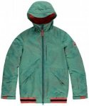 O'Neill - Girl's Gloss Jacket - Skijacke Gr 128;140;152;164 schwarz;türkis