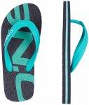 O'Neill - Kid's Profile Logo Sandals - Sandalen Gr 33;34;35 schwarz/grün;türki