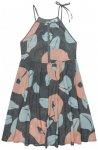 O'Neill - Women's High Neck Beach Dress - Kleid Gr L;M;S;XL;XS schwarz;grau/schw