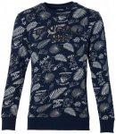 O'Neill - Yardage Sweatshirt - Pullover Gr L;M schwarz/grau;schwarz;türkis