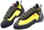 Ocun - Crest LU - Kletterschuhe Gr 7,5 schwarz/gelb/grau