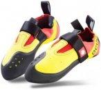 Ocun - Kid's Rival - Kletterschuhe Gr 3 schwarz/gelb/grau