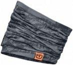 Ortovox - 120 Tec Neckwarmer - Halstuch Gr One Size schwarz/grau