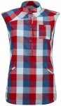 Ortovox - Women's Cortina Tunika Sleeveless - Bluse Gr XL grau/rot