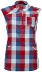 Ortovox - Women's Cortina Tunika Sleeveless - Bluse Gr M;S;XL;XS grau/rot;grau/r