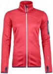 Ortovox - Women's Fleece (Mi) Jacket - Fleecejacke Gr XS rot/rosa