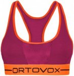 Ortovox - Women's 185 Rock'N'Wool Sport Top - Sport-BH Gr L;M;S;XL;XS rot/orange
