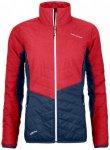 Ortovox - Women's Swisswool Dufour Jacket - Wolljacke Gr L;M;S;XS oliv/grau/tür