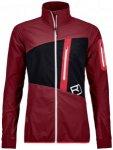 Ortovox - Women's Tofana Jacket - Softshelljacke Gr L rot/schwarz