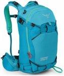 Osprey - Women's Kresta 30 - Skitourenrucksack Gr 30 l - S/M türkis/blau