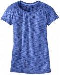 Outdoor Research - Women's Flyway S/S Shirt - T-Shirt Gr S;XS grau;rot/lila;blau