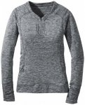 Outdoor Research - Women's Melody L/S Shirt - Funktionsshirt Gr S grau/schwarz