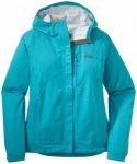 Outdoor Research - Women's Panorama Point Jacket Gr L;M;S;XL;XS türkis;schwarz/