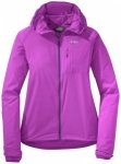 Outdoor Research - Women's Tantrum II Hooded Jacket Gr L;M;S;XS türkis;rosa/lil