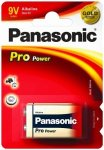 Panasonic - Alkaline Batterien Pro Power 9V Block rot/ gold