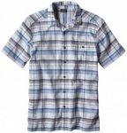 Patagonia - A/C Shirt - Hemd Gr L;M;S blau/schwarz;grau