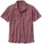 Patagonia - Back Step Shirt - Hemd Gr M;S;XL grau/blau;grau;grau/braun