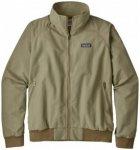 Patagonia - Baggies Jacket - Freizeitjacke Gr L grau/oliv