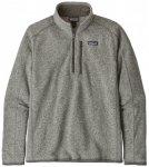 Patagonia - Better Sweater 1/4 Zip - Fleecepullover Gr L;M;S;XL;XS;XXL grau;grau