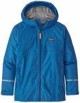 Patagonia - Boy's Torrentshell 3L Jacket - Regenjacke Gr S blau