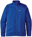 Patagonia - Crosstrek Jacket - Fleecejacke Gr L;XL schwarz/blau;schwarz