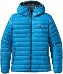 Patagonia - Down Sweater Hoody - Daunenjacke Gr L;M;S;XL;XXL schwarz;schwarz/gra