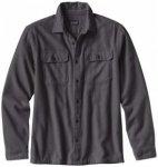 Patagonia - Fjord Flannel Shirt - Hemd Gr S schwarz/grau