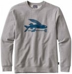 Patagonia - Flying Fish MW Crew Sweatshirt - Pullover Gr L;M;S;XL;XXL blau/schwa