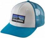 Patagonia - P6 Trucker Hat - Cap Gr One Size braun;schwarz;türkis/blau/grau;sch
