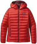 Patagonia - Women's Down Sweater Hoody - Daunenjacke Gr L;M;S;XL;XS grau/weiß;b