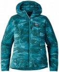 Patagonia - Women's Nano-Air Hoody - Kunstfaserjacke Gr L;S;XS türkis/blau;schw