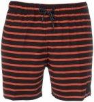 Peak Performance - Jim Print Shorts II - Shorts Gr L;M;S;XL schwarz/rot