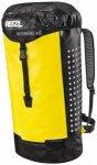 Petzl - Alcanadre Canyoningsack - Packsack schwarz/orange/gelb