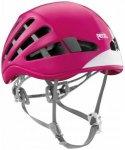 Petzl - Meteor - Kletterhelm Gr 2 - 54-61 cm rosa/grau