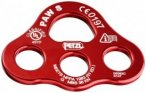 Petzl - PAW - Anchorplate Gr S rot