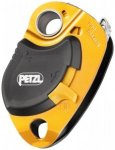 Petzl - Pro Traxion - Seilrolle gelb